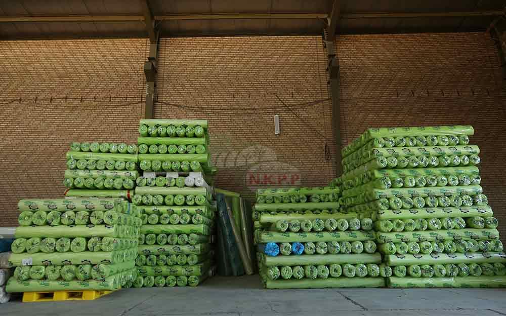 صادرات محصولات شرکت نوآوران کیهان پلاستیک